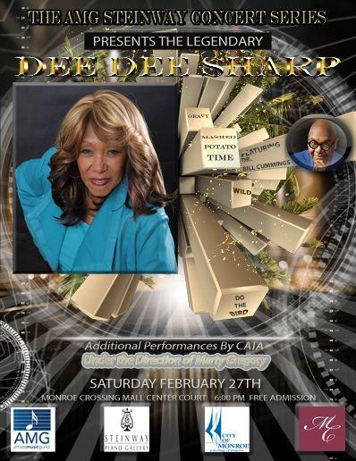 Dee Dee Sharp In Concert Feb 27th