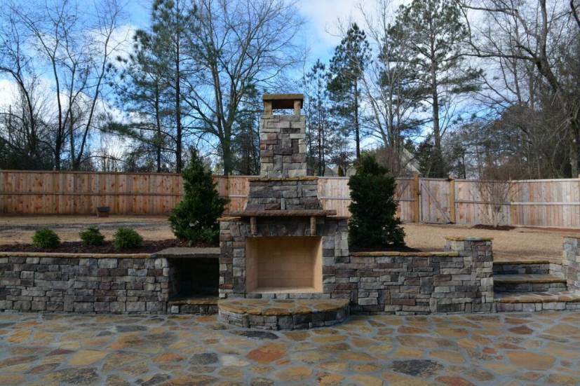 Georgian landscape design voted best of gwinnett for 6th for Georgian landscape design