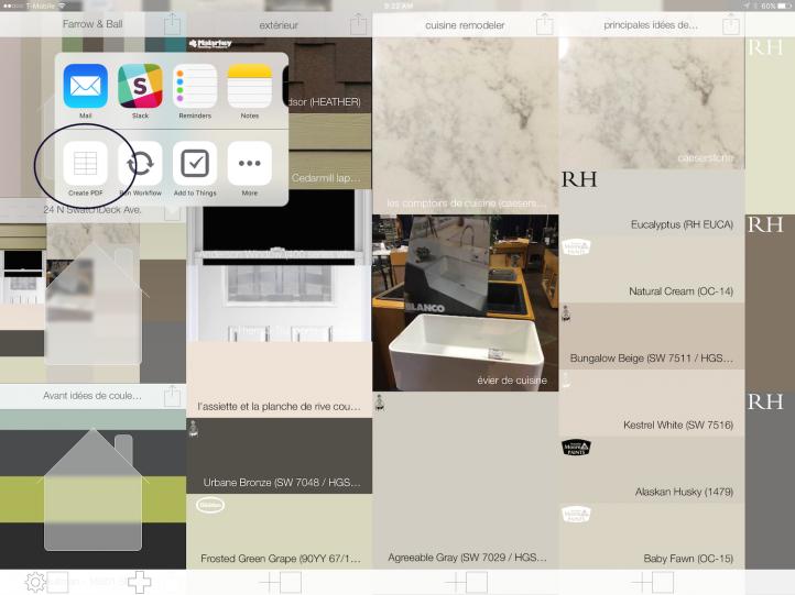 Swatchdeck App Features Online Paint Ordering