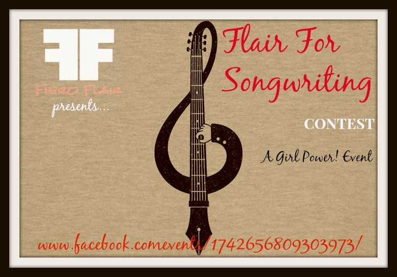 Flair For Songwriting Contest