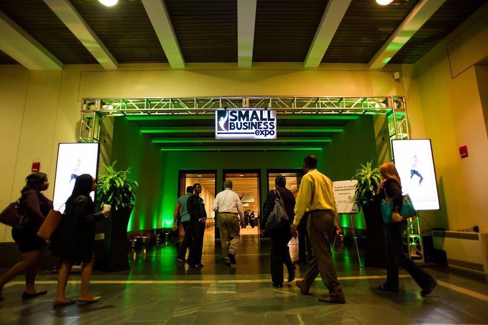 Entrance Trade Show Plexi : Gary t hartfield of miami dade small business development