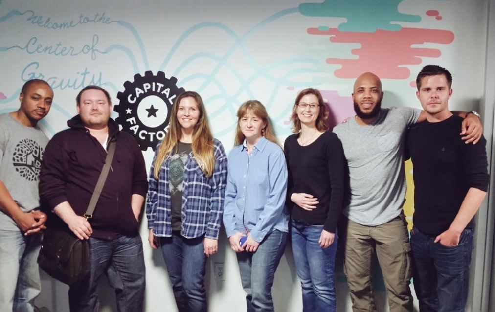 """Pathway to InnoVAtion Hackathon Winners - """"Home"""" marketplace for Veterans"""