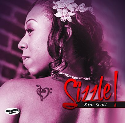 Kim Scott - SIZZLE on Innervision Records