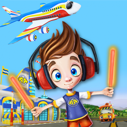 Airside Andy Icon