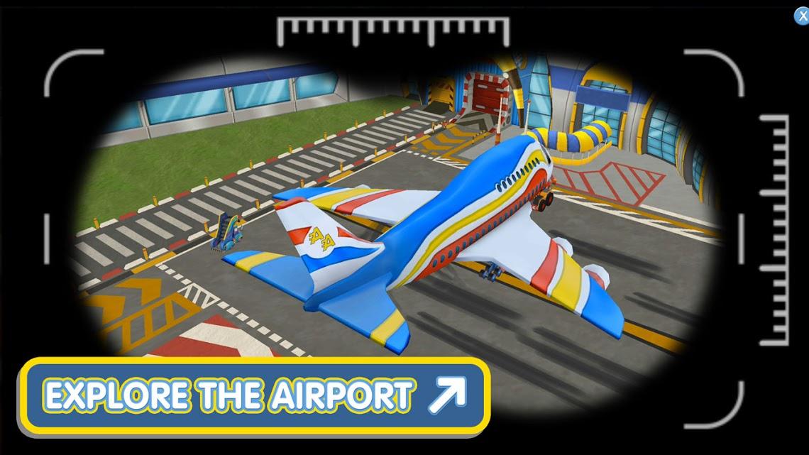 Explore the Airport