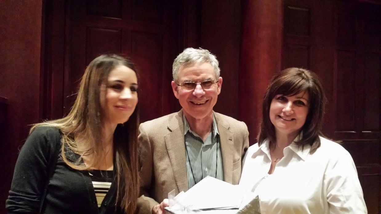 Princeton's Lisa, Terry & Tammy
