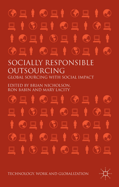 Socially Responsible Outsourcing: Global Sourcing with Social Impact