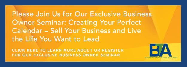 BTA Business Owner Seminar