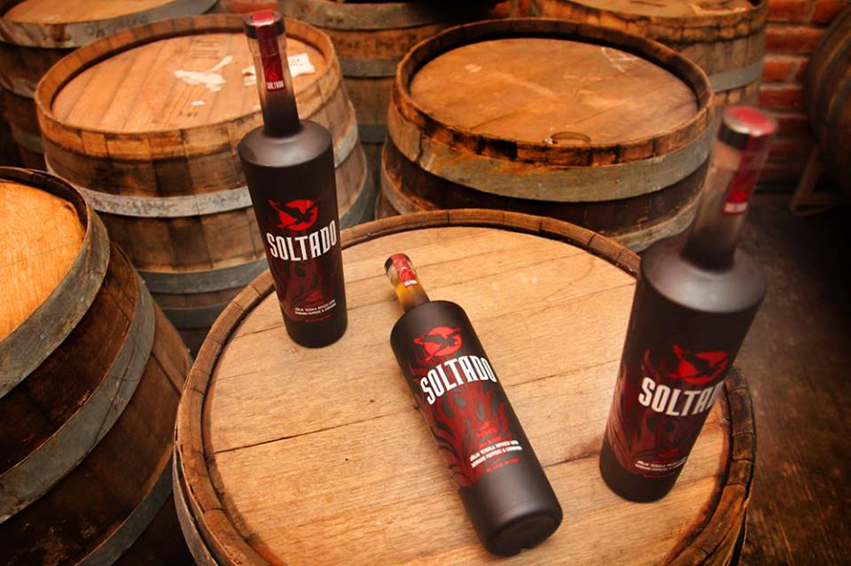 Soltado Tequila-World's First Infused Anejo