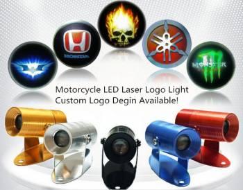 laser motorcycle lights