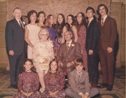 Flannery Family Photo