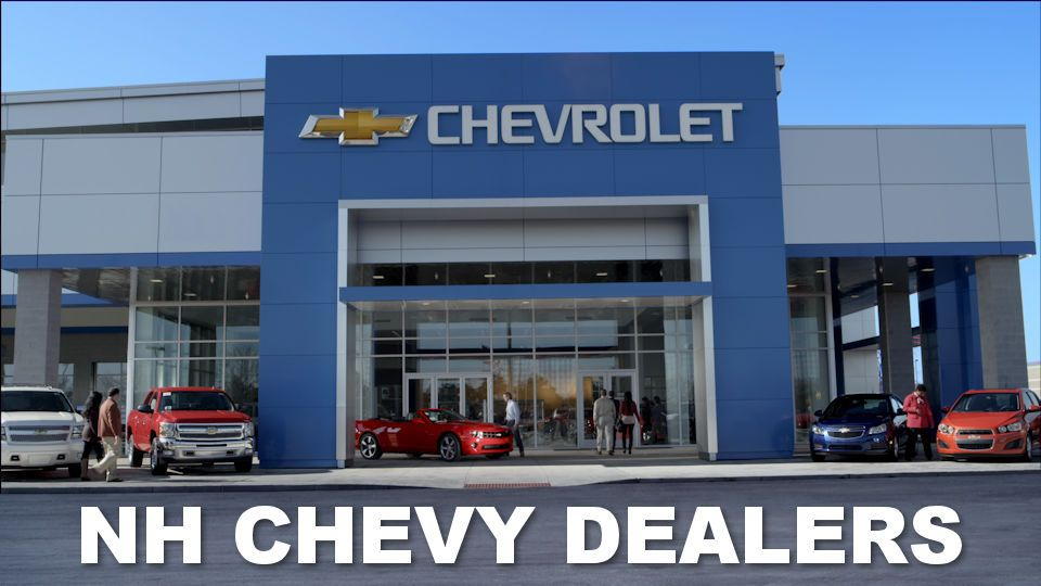 Chevy Dealers In Nh >> Nh Chevrolet Dealership Website Streamlines Buying Process
