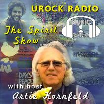 "Artie Kornfeld ""The Spirit Show"""