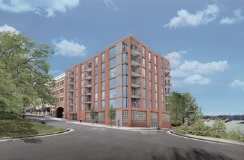 The Brannan, luxury condominiums located in the heart of Downtown Durham, NC