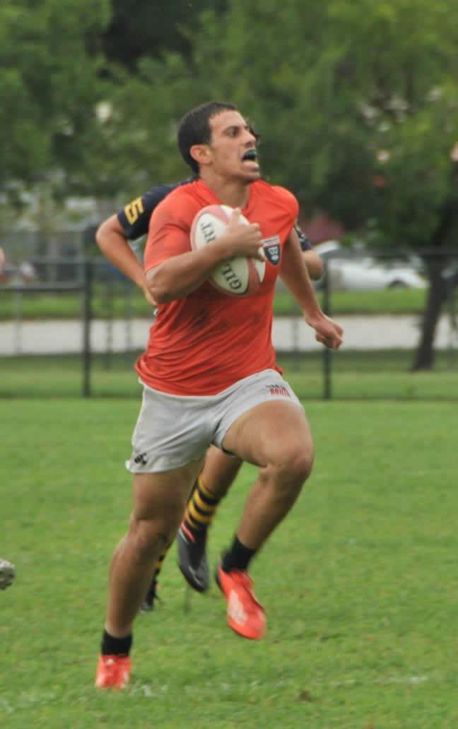 Amro Gouda Rugby Player
