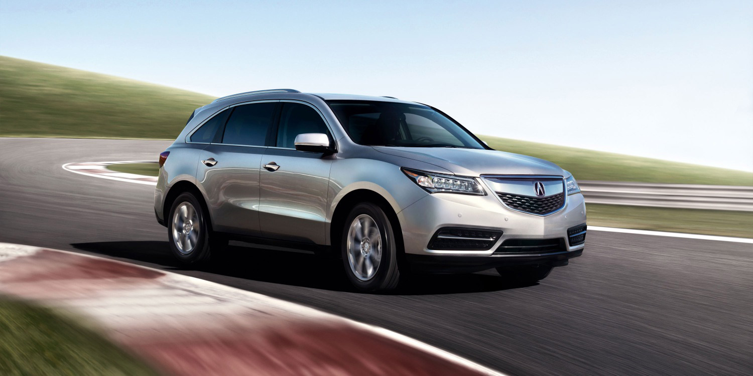 2016 Acura TLX and MDX Named Best Cars for the Money -- Tennessee Acura Dealer | PRLog