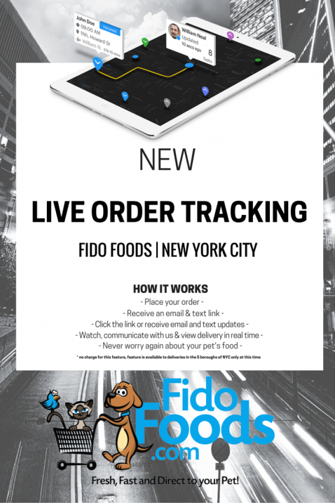 Real Time Delivery Tracking