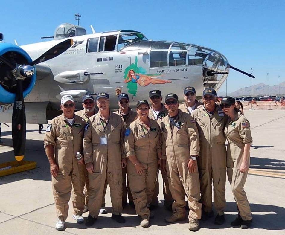 DAV Flight Team