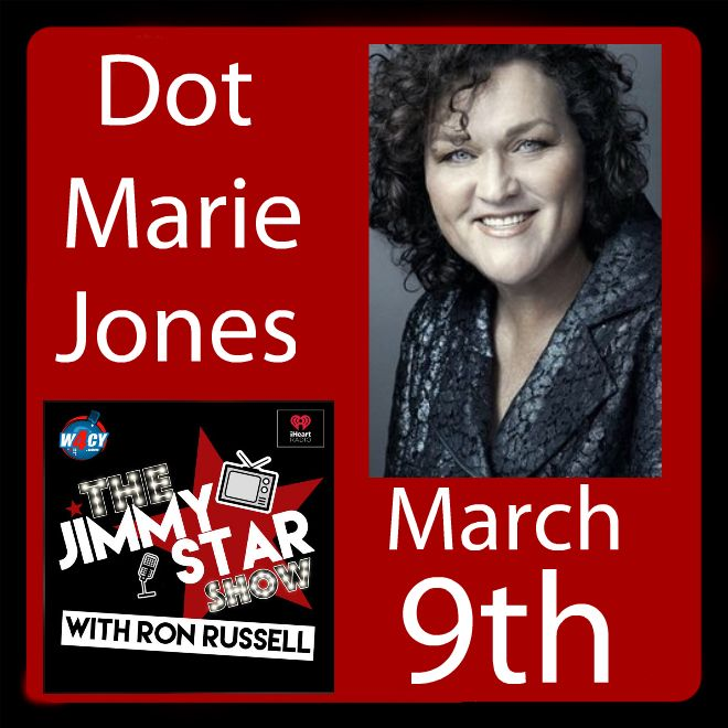 Dot Marie Jones on The Jimmy Star Show