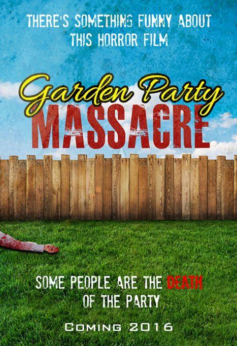 Garden Party Massacre Poster