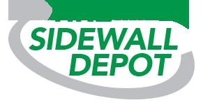 100% Nylon, Bias Ply Truck-Tire Sidewalls by Tire Sidewall Depot