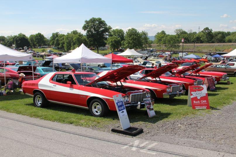 Carlisle Ford Nationals Weekend Returns In June