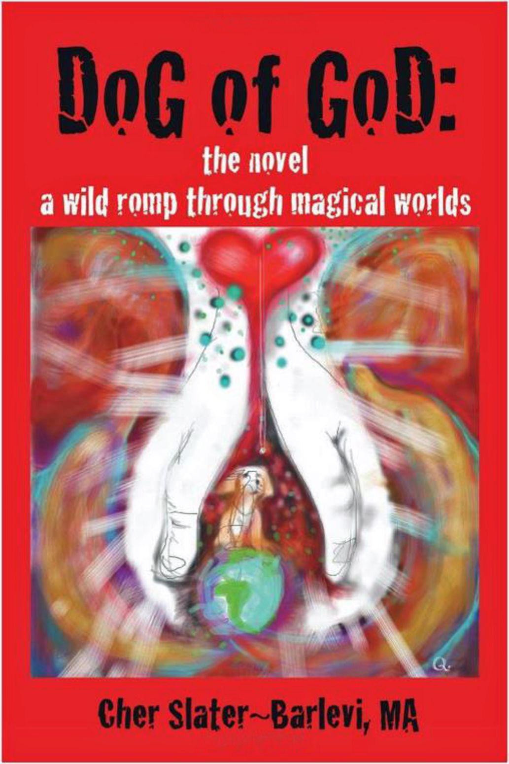 DOGofGOD-Book Cover