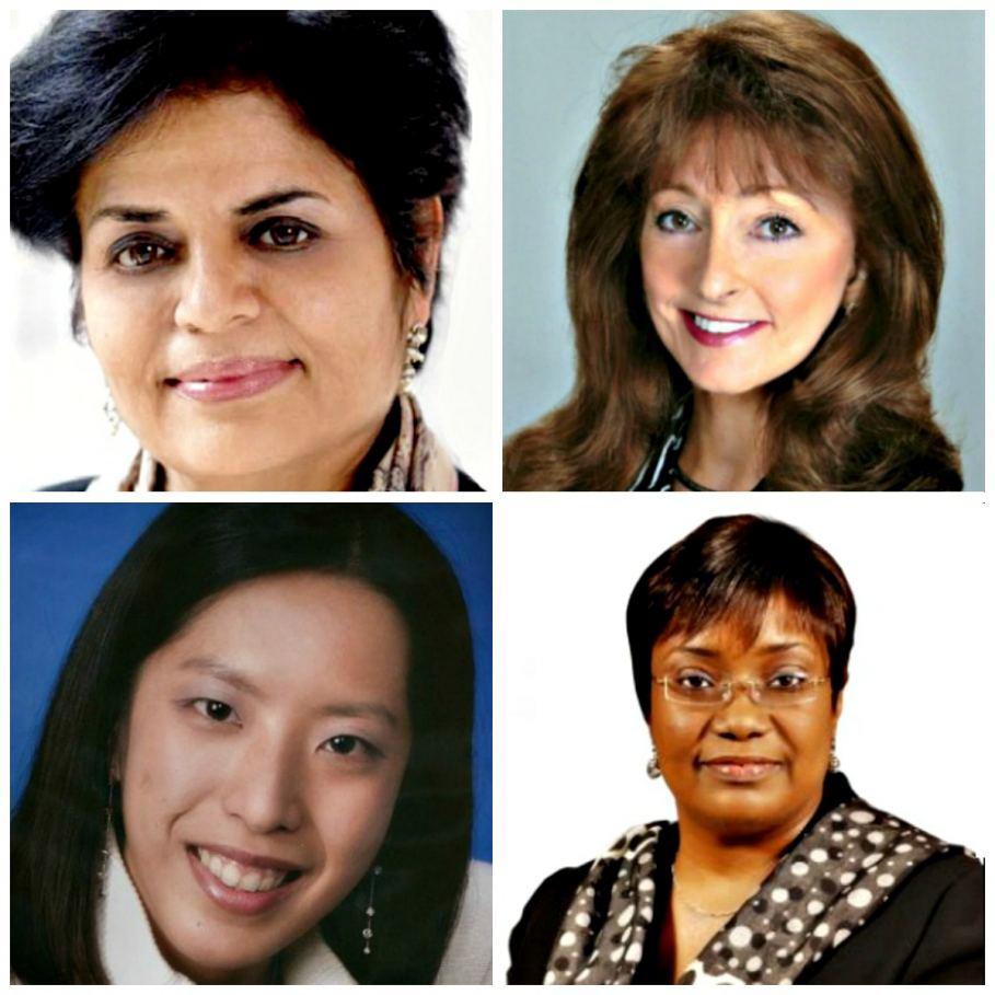 Dr. Megha Desai; Ms. Kimberly King; Ms. Anna Chen; Ms. Ezinwa Okaroafor