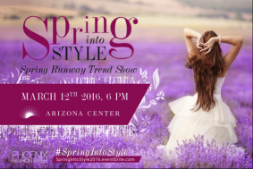phoenix fashion spring into style
