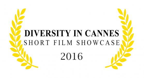 Diversity in Cannes Short Film Showcase Laurels Designed by Artist Leonard Green