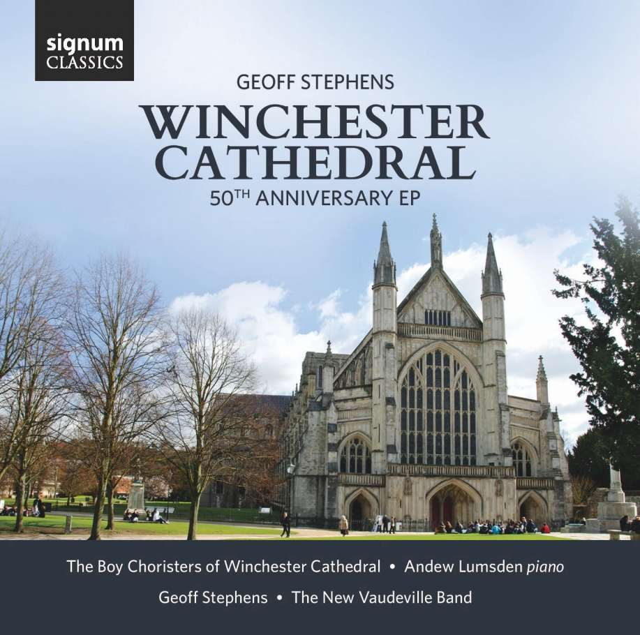 Winchester Cathedral 50th Anniversary EP