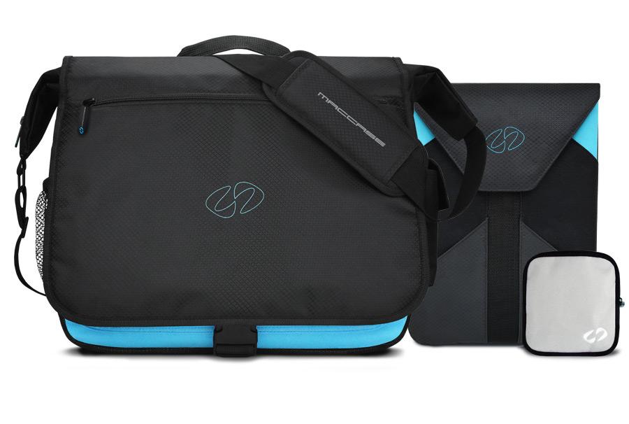 The New MacCase iPad Pro Messenger Bag