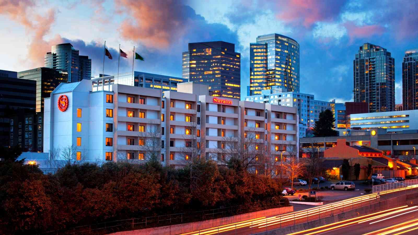 Sheraton Bellevue, Washington