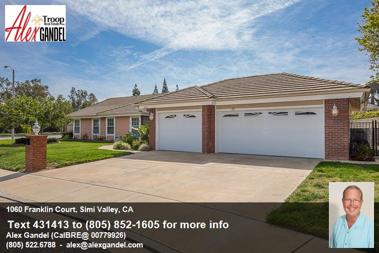 1060 Franklin Ct., Simi Valley, CA