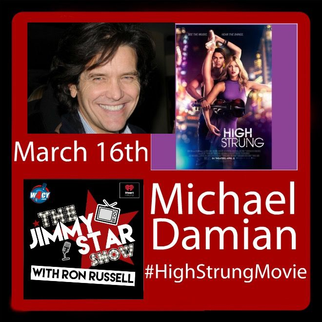Michael Damian on The Jimmy Star Show