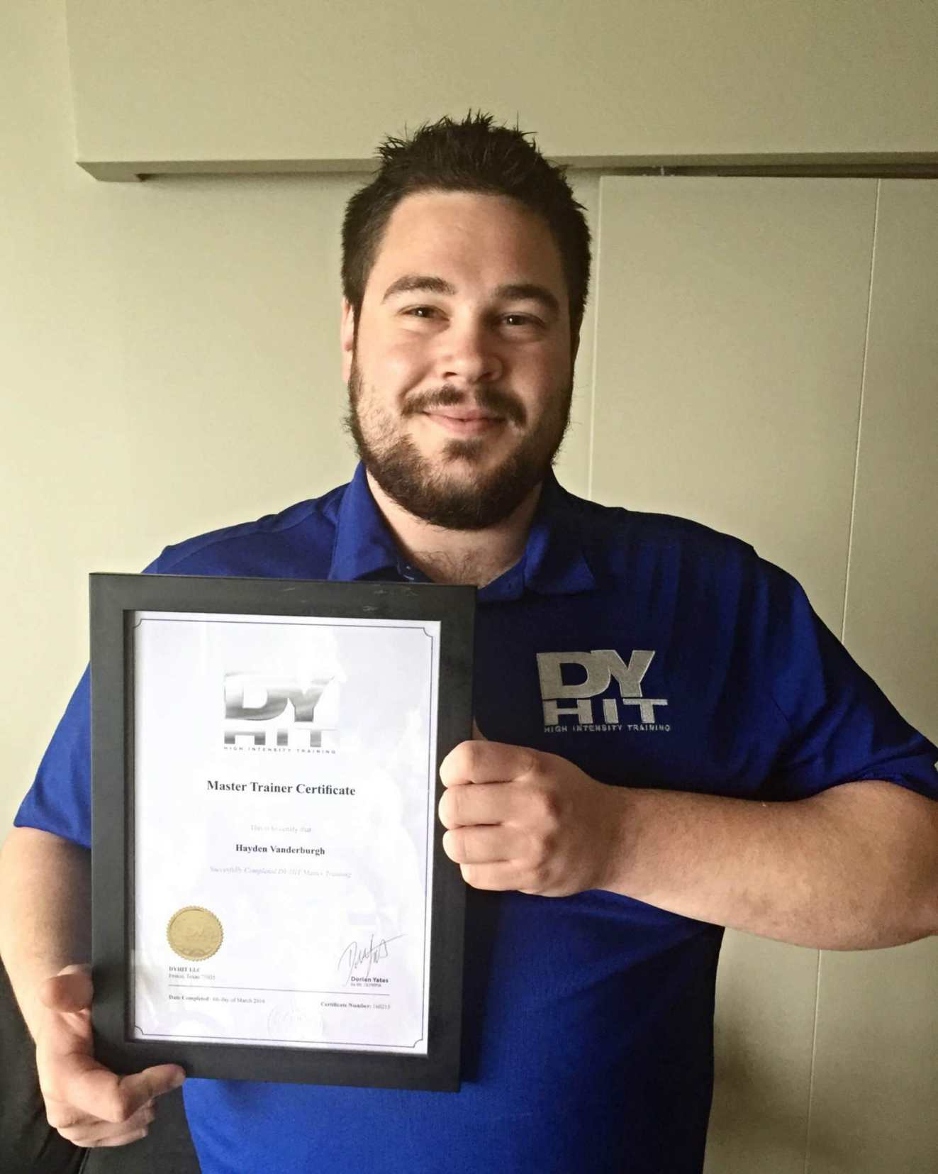 Toronto Gym Operator First Personal Trainer In Canadian History To
