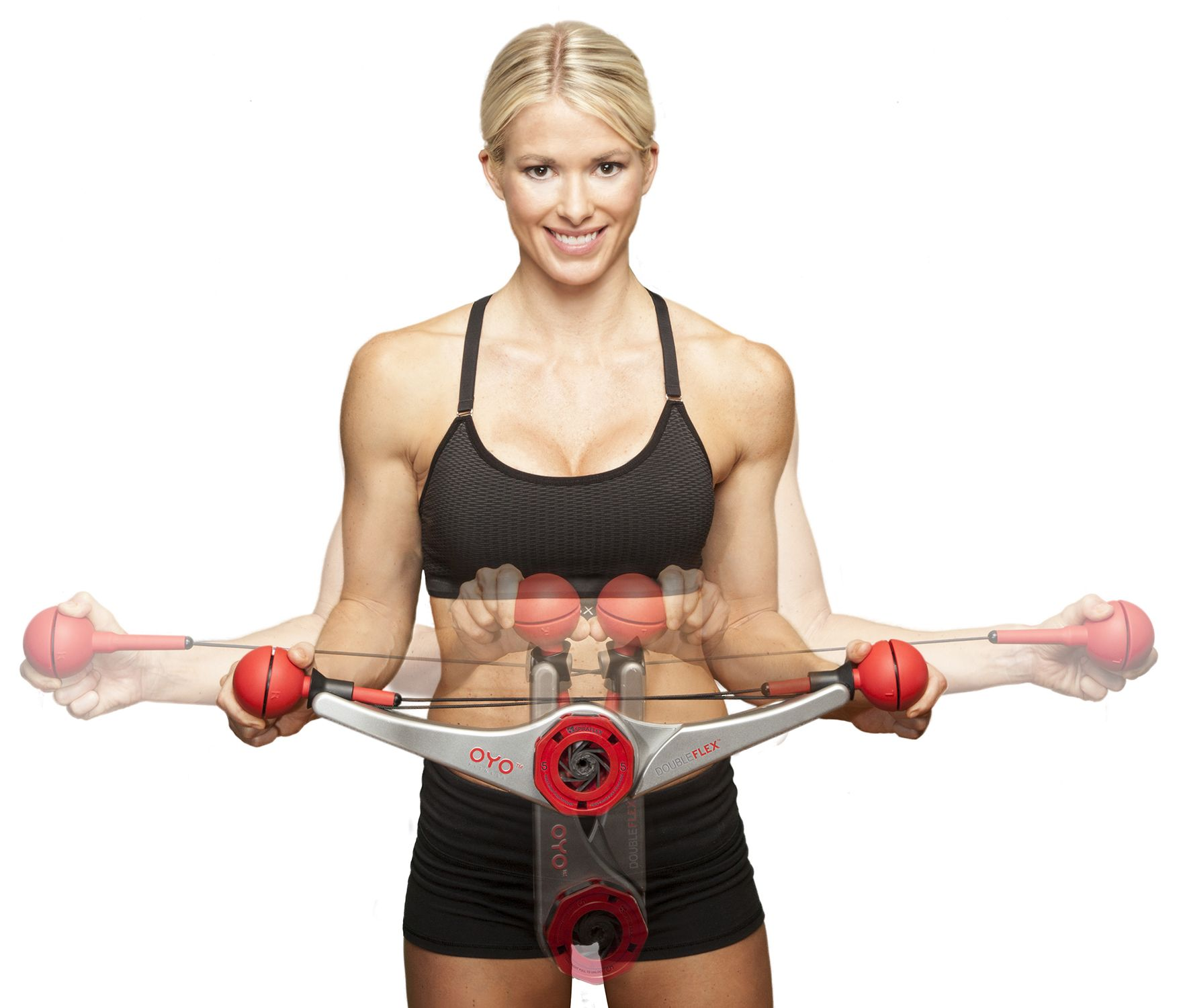 Oyo fitness announces launch of doubleflex portable gym on qvc