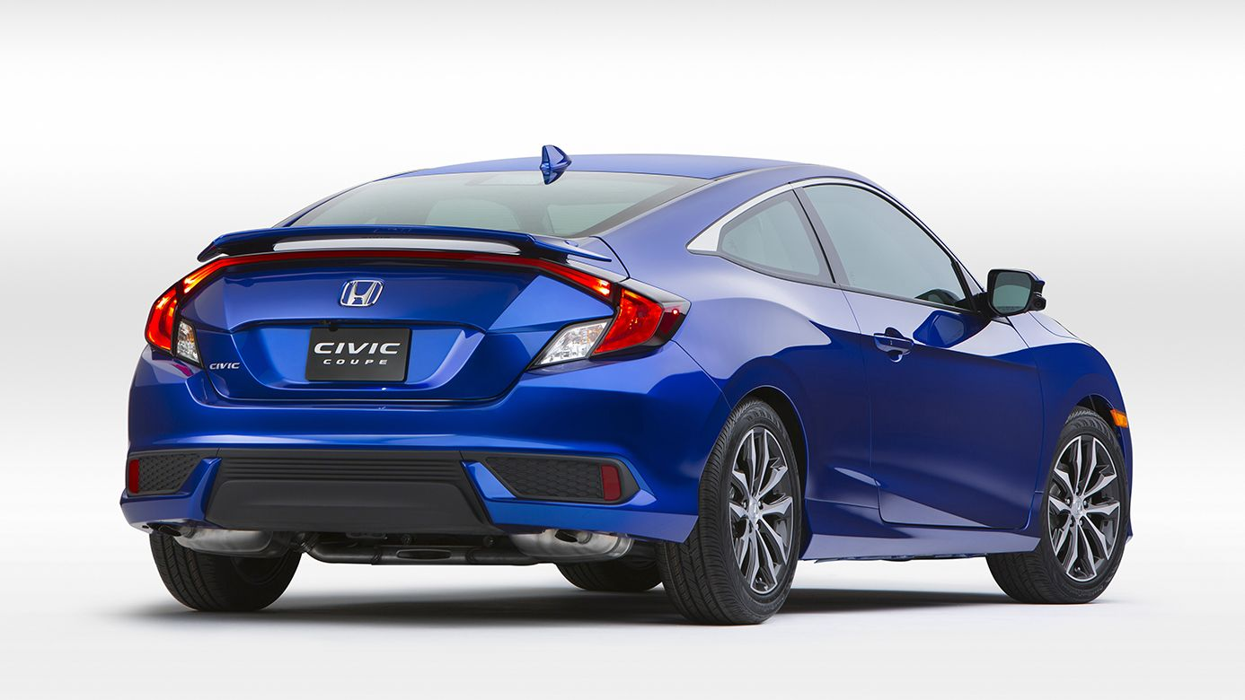the 2016 honda civic coupe is on sale today at hampton roads honda dealers hampton roads. Black Bedroom Furniture Sets. Home Design Ideas