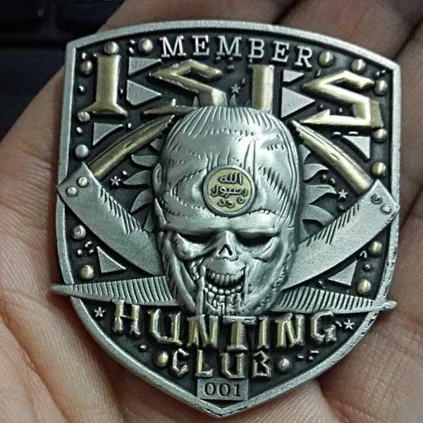 ISIS Hunting Club