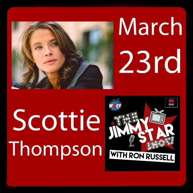 Scottie Thompson on The Jimmy Star Show