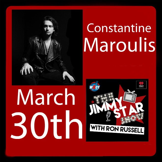 Constantine Maroulis on The Jimmy Star Show