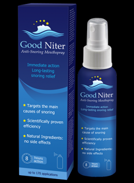 good niter is now available in most of the european countries