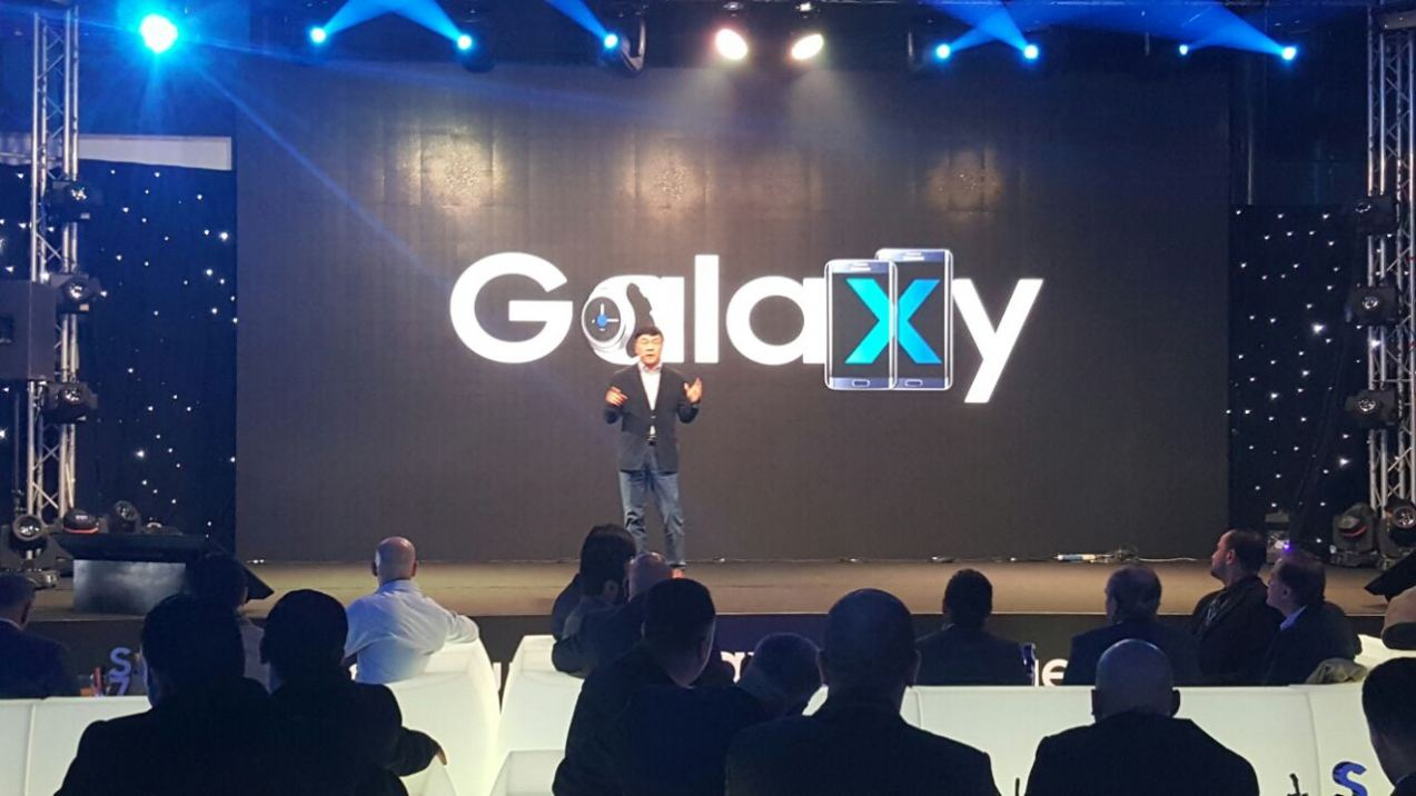 Samsung S7 launch