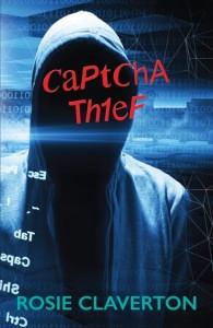 """CAPTCHA Thief"" by Rosie Claverton"