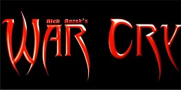 The new logo for War Cry (US)
