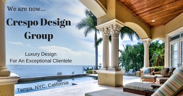 Merveilleux Crespo Design Group | Tampa And Nationwide