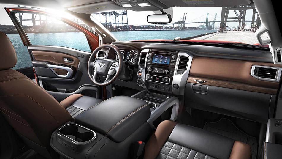 2016 Nissan Titan
