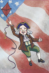Ben Franklin & the History of America