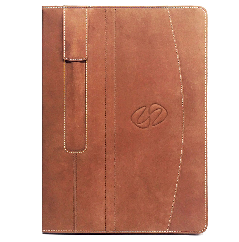 MacCase Premium Leather iPad Pro 9.7 Folio