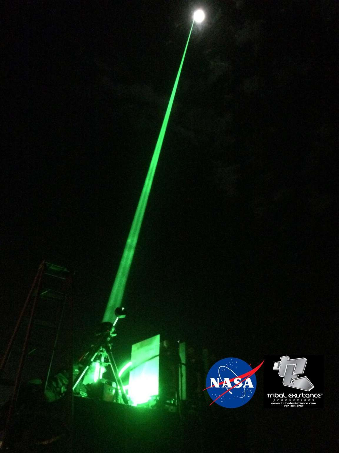 ISS Space Sky Laser Show NASA Orion EFT -1 Rocket Launch ...